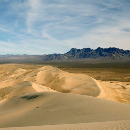 Kelso Sand Dunes, Mojave National Preserve