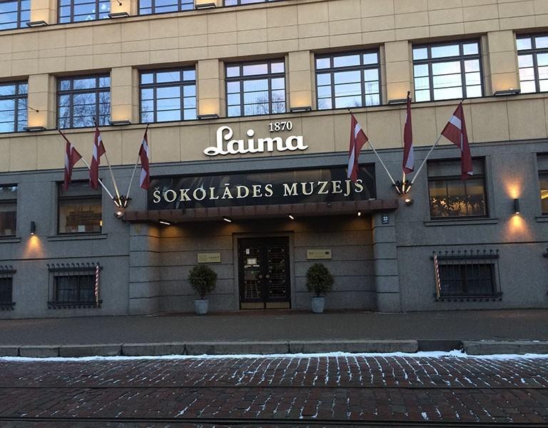 Riga Chocolate Museum