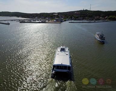 Let's sail to Nida (Keltas į Nidą SMILTYNĖ)