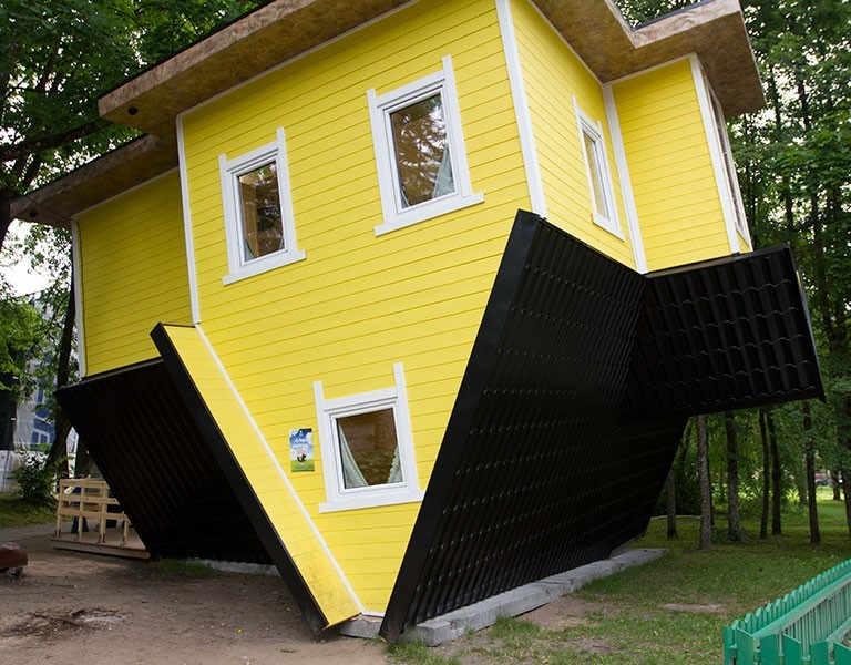 down House Druskininkai
