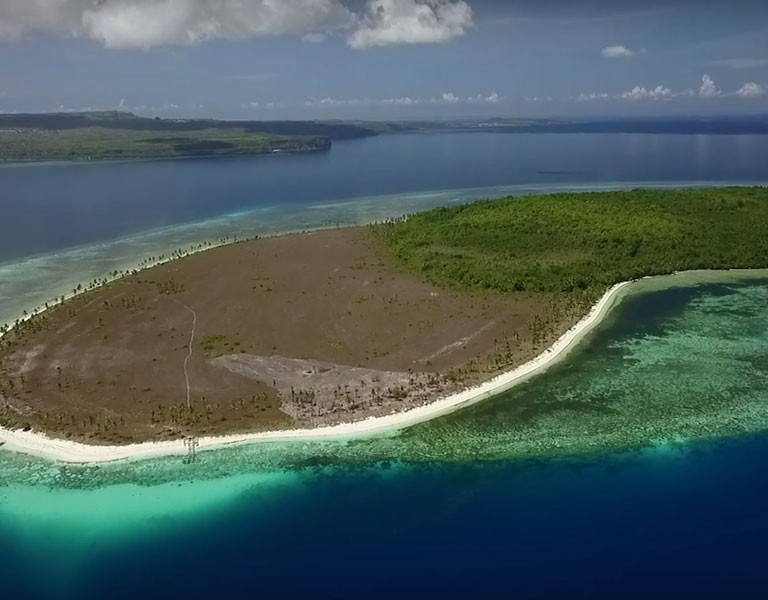 Buton island, Indonesia