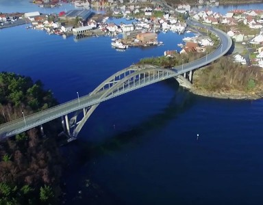 Stavanger From The Air
