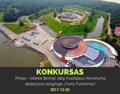 Jūrų muziejaus konkursas / Sea museum contest