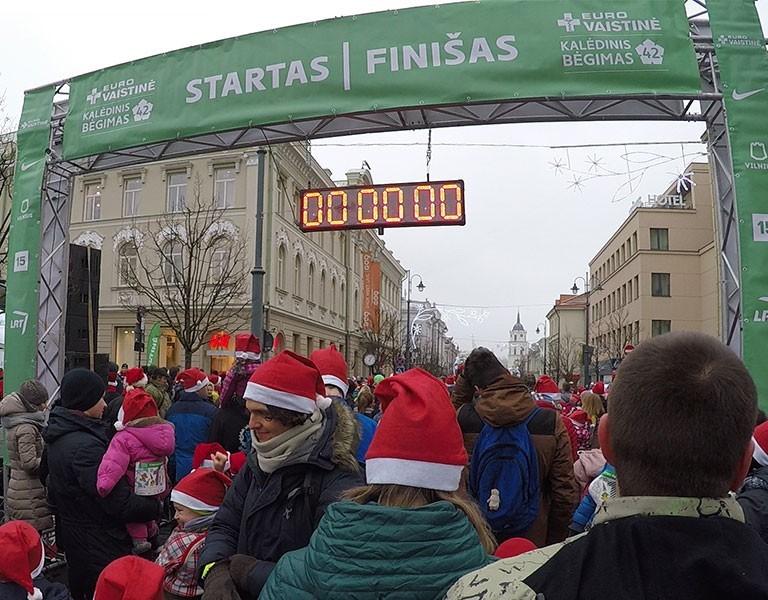 Christmas Run | Eurovaistinės Nykštukų Kalėdinis bėgimas |2017