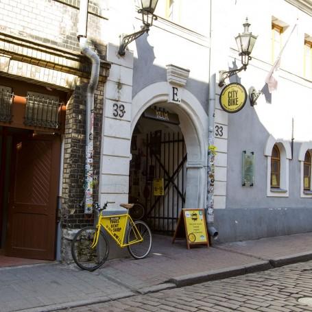 City Bike, Tallinn