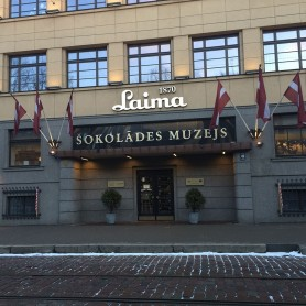 Laima Chocolate Museum