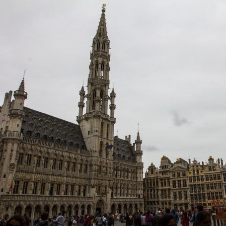 Brussels City Center: points of interest
