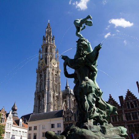 What to do in Antwerp in One Day