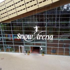 Snow Arena, Indoor skiing
