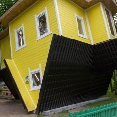 Upside-down House Druskininkai