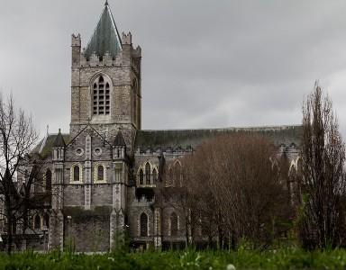 Dublin Old town