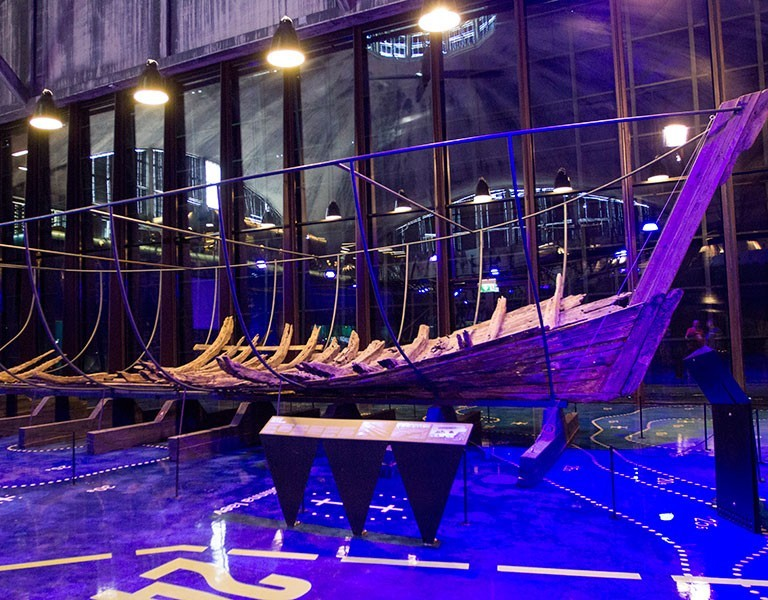 Seaplane harbour (Lennusadam), Estonian Maritime Museum