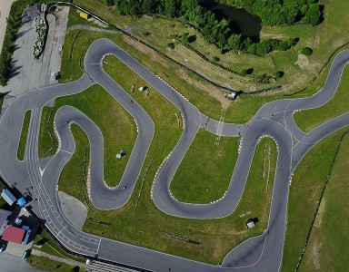 Kart Racing in Motorsportas, Anykščiai