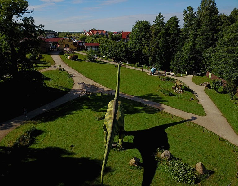 Dino Park Radailiai