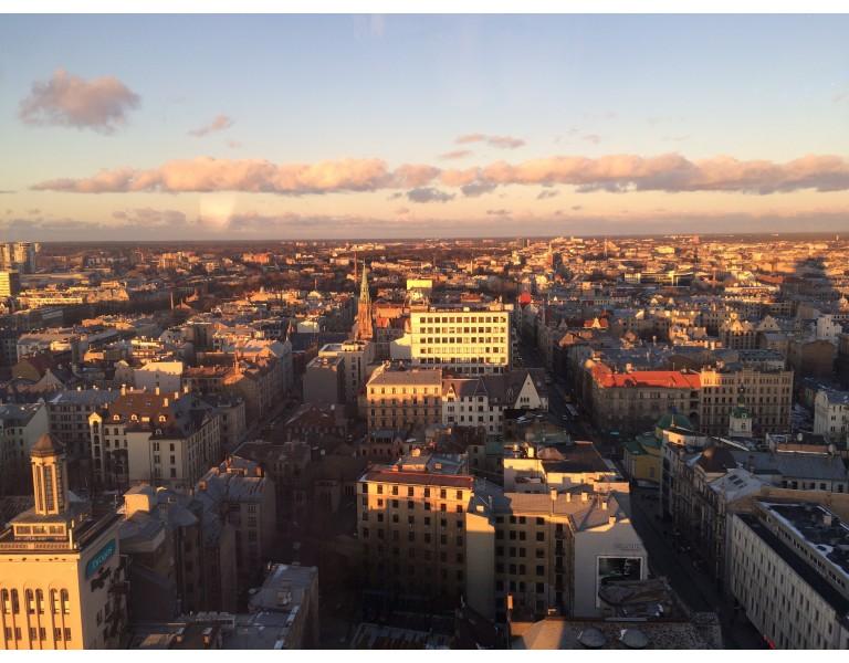 Riga skybar